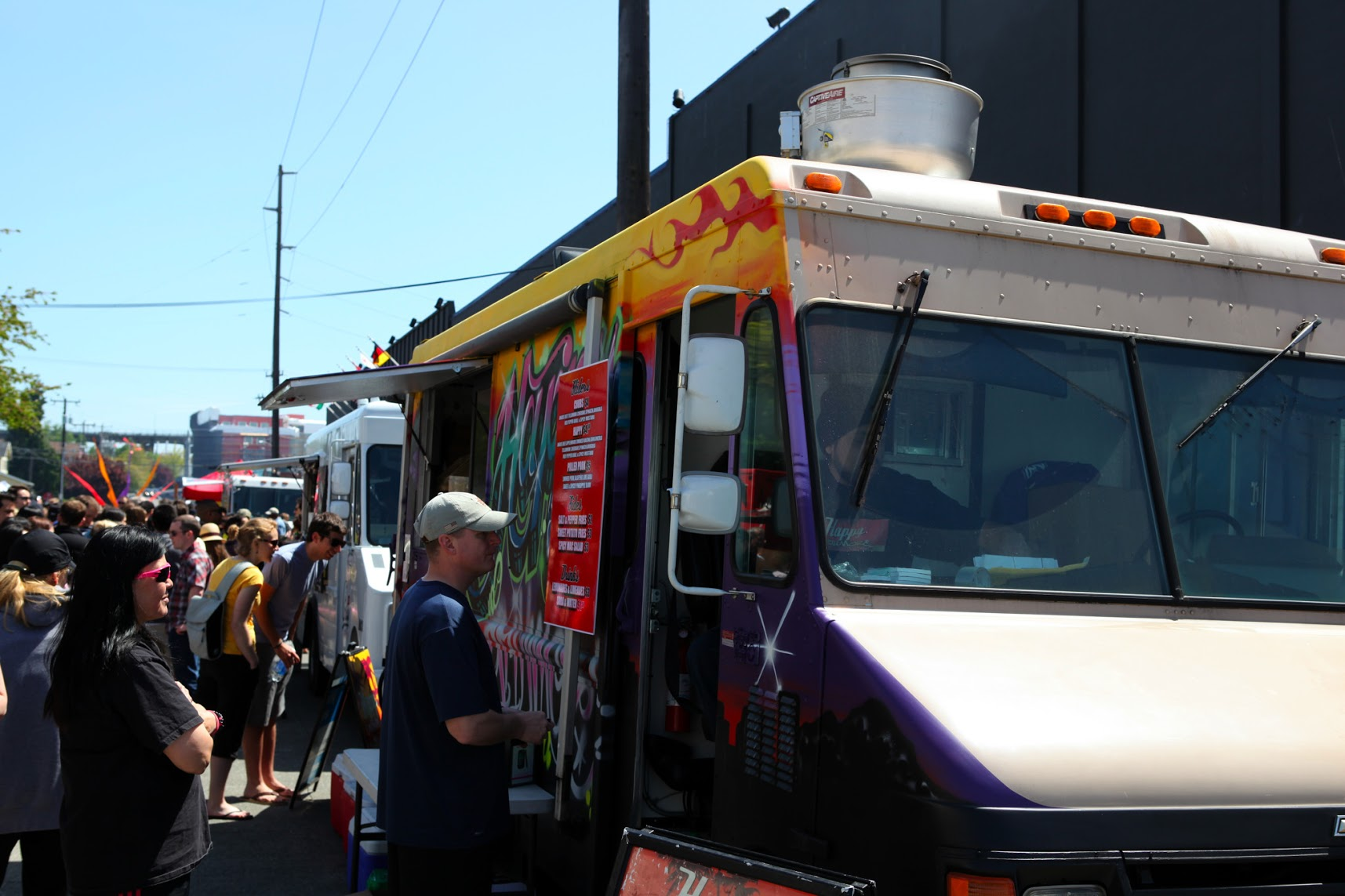 Bellevue Food Trucks